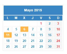 plazo cita previa renta 2015