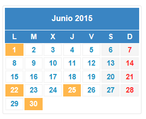 Junio trae calendario fiscal importante