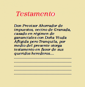 Nueva reforma en el Impuesto sobre Sucesiones de Andalucía