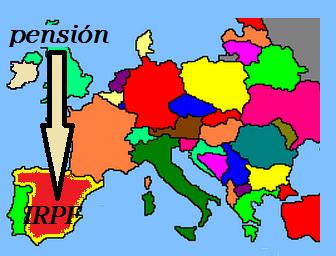 Regularización pensión del extranjero