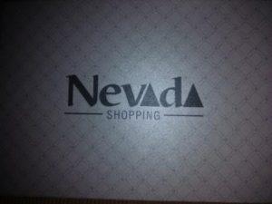 Centro Comercial Nevada, inauguración